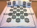 Bed Cover Silk Embroidery
