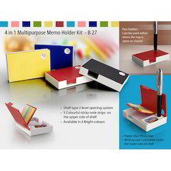 Multipurpose Memo Holder Kit