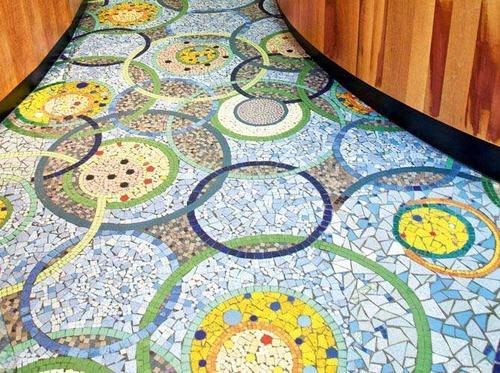 China Mosaic Tiles At Rs 75 Square Feet मोसे क टाइल्स