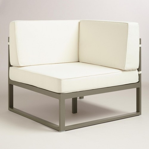 Single Corner Sofa Haven Single Seat Left Hand Corner Unit