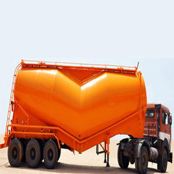 Cement And Alumina Bulker, for Transport Bulk Cement