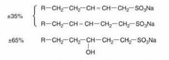 Rhodia Solvay Products - Sodium C14 Olefin Sulfonate (RHODACAL LSS