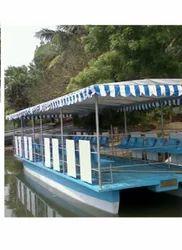 Catamaran Tourist Boat