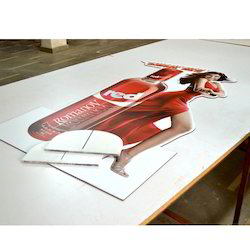 MDF Cut Out Printing