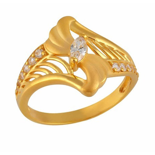 La s Gold Ring Gold & Gold Jewellery