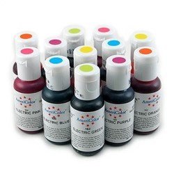 Americolor Gel In India For Fondant , Cream , Marzipan - Craft ...