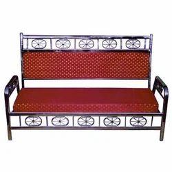 Marvelous Stainless Steel Sofa Set
