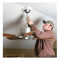 Fan Fitting Services