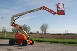 Articulated Boom Hiring Services