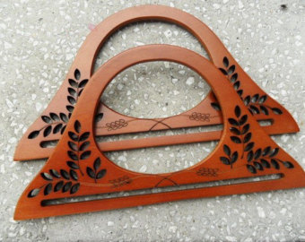 Laser Cut Bag Handles