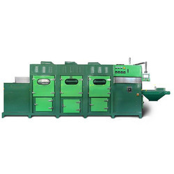Automatic Tunnel Type Continuous Deflashing Machine
