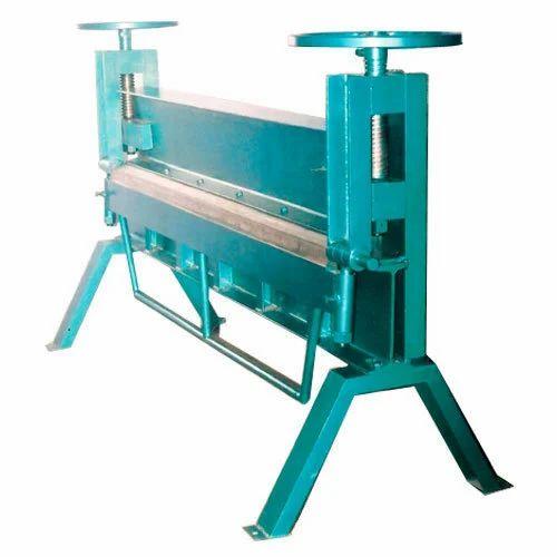 Automatic Hydraulic Sheet Bending Machine Rs 80000 Piece