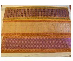 Himroo Runner Silk Table Runner
