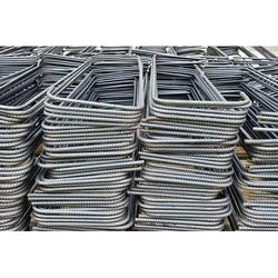 Cut & Bend TMT Bar - Tmt Stirrups Latest Price, Manufacturers