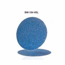 Velour-backed Abrasive Paper With Zirconia Alumina Grain
