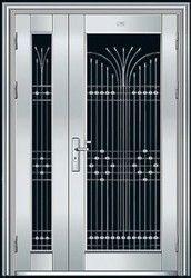 Steel Door Designs type of iron door steel door and stainless steel windows manufacturer in noida and for all nearest location we provide service from our workshop Designer Stainless Steel Door