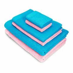 Soft Bath Towel Set