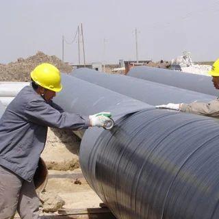 Ug Pipe Lines Anti Corrosive Pipe Coating Tape Anti