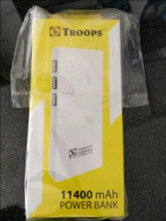 Troops Power Bank