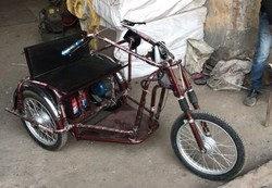 Battery Operated Three Wheeler