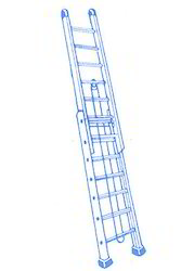 Aluminum Extension Ladder