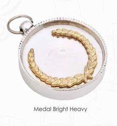 Bright Heavy Medal