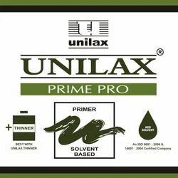UNILAX Matt Wood Primer White, Brush, for WOOD, INTERIOR