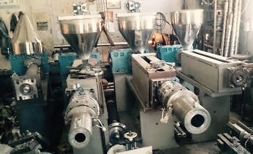 Automatic Single Screw Extruder Plants