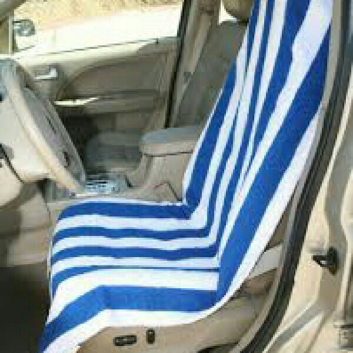 Bath Towel Car Seat Cover Manufacturer From Ahmedabad