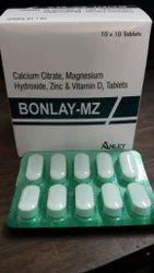 Calcium Citrate Magnesium Tablets