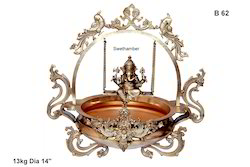 Bronze Ganesha Urli