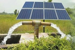 Solar Agricultural Water Pump
