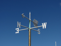 Wind Vane - Wind Direction
