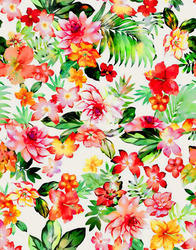 Digital Printed Cotton Fabrics