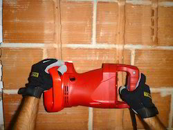 Turbo 220 Wall Chaser/ Groove Cutter, Warranty: 6 Months