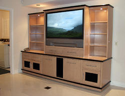 TV Wall Unit in Coimbatore, Tamil Nadu | Television Wall Unit ...