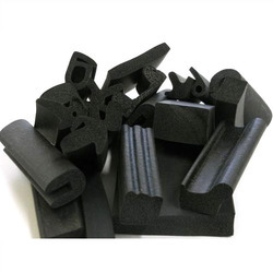 Extruded Sponge Rubber Profile