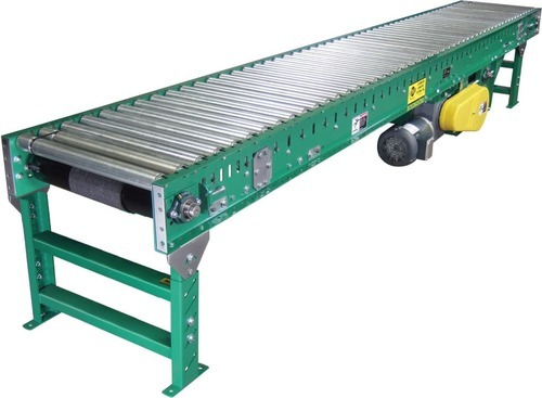motorized roller conveyor at rs 30000 /meter | sector 63 | noida