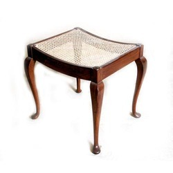Brown Wooden Designed Chair