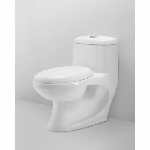 Ewc European Toilet Seat वेस्टर्न सीट Saira Bath