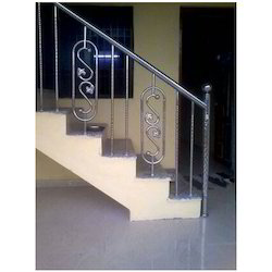 Stainless Steel Horizontal Railing