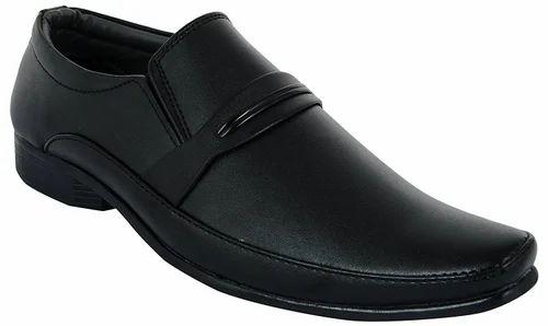 Black, Jackobian Men Fancy Formal Shoes
