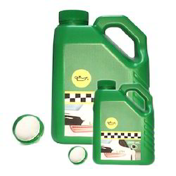 Lubricant Oil HDPE Bottle, Capacity: 2000 Ml