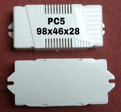 LED Plastic Housing PC 5