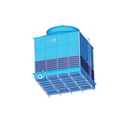 Induced Draft Type Square FRP Cooling Tower, Temperature : 30 to 85 degree C