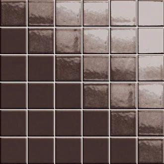 Dark Brown Velvet Mosaic Tile View Specifications