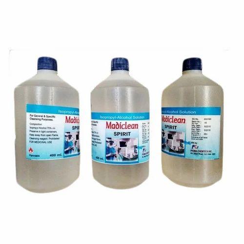 Surgical Spirit - 400ml Madiclean Surgical Spirit Manufacturer from