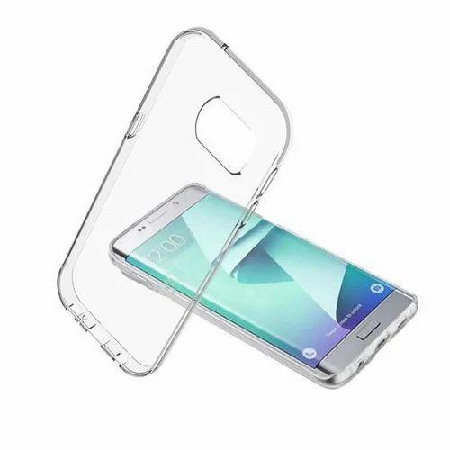 Samsung S7 Transparent Back Cover