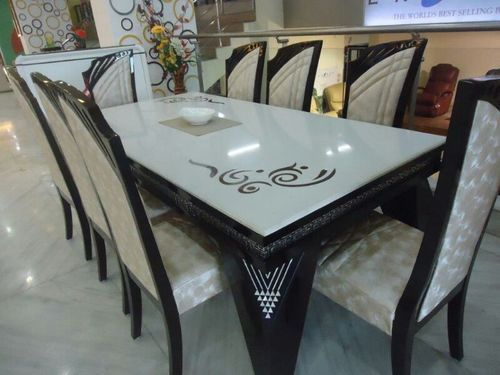 IndiaMART & Fancy Marble Top Dining Table Set