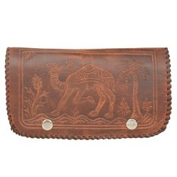 Genuine Leather Currency Wallet WLT101